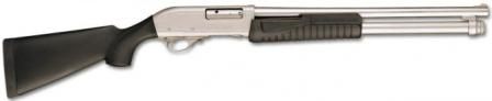 Hatsan Escort MarineGuard shotgun, with fixed butt and 50cm / 20 barrel.